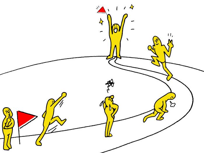モード 意味 イージー 人生イージーモードな人の10の特徴に学ぶ、人生をイージーモードにする秘訣